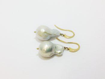 Orecchini Perle Scaramzze